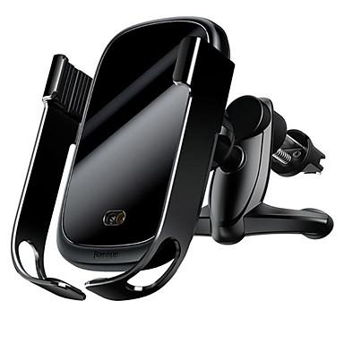 voordelige Auto-interieur accessoires-baseus luchtuitlaat beugel telefoon zwaartekracht gemonteerd op voertuig auto luchtuitlaat houders beugel voor telefoon draadloos opladen ondersteuning