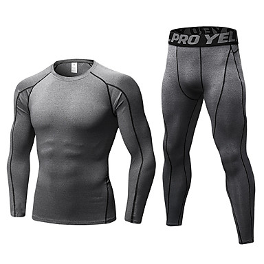 Quick-Drying Set Soft Breathable Swimsuit Mens Sports Fitness Set Breathable
