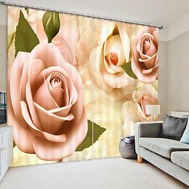 hússzín háromdimenziós kamélia digitális nyomtatás 3d függöny árnyékoló függöny nagy pontosságú fekete selyem kendő kiváló minőségű függöny