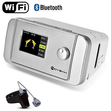 povoljno Elektronika za osobnu njegu-moyeah apap stroj / auto cpap stroj medicinska oprema s anti-hrkanjem pomoćni sat i WiFi za apneju u snu protiv hrkanja
