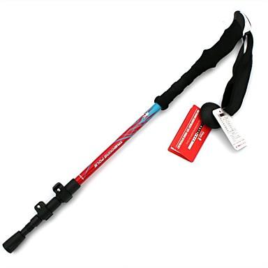 3 หมวด Trekking Sticks 135 (53 นิ้ว) ความรวดเร็ว ปรับความยาวได้ อะลูมิเนียม อะลูมิเนียมอัลลอย 7075