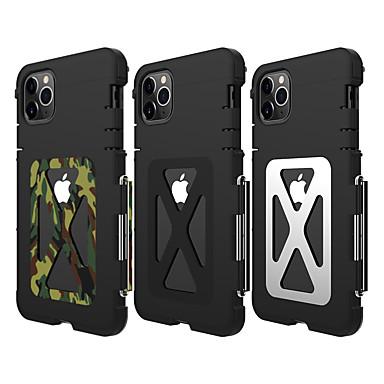 povoljno iPhone maske-Θήκη Za Apple iPhone 11 / iPhone 11 Pro / iPhone 11 Pro Max Otporno na trešnju Stražnja maska Jednobojni Tikovina
