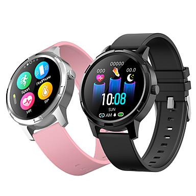 bozhuo x200 férfiak nők okos karkötő smartwatch android ios bluetooth vízálló érintőképernyő pulzusmérő vérnyomásmérés sport stopper óra lépésszámláló hívás emlékeztető tevékenység tracker