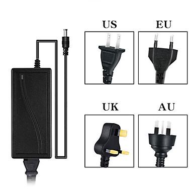 preiswerte Dekorative Beleuchtung-Netzteiladapter 12V 4a Ladegerät Universal AC100-240V für Router 3528/5050 LED-Lichtstreifen CCTV-Kameras
