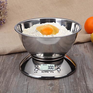 levne Testovací, měřící a kontrolní vybavení-5kg * 1g automatické vypínání lcd displej elektronické kuchyňské váhy domácí život kuchyně denně