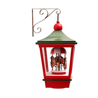 karácsonyi modern kortárs fali lámpák& sconces műanyag fali lámpa 110-120v / 220-240v 10 w