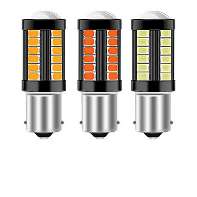 billige Automotiv-2pcs Bil Elpærer SMD 5630 LED Dagkjøringslys / Blinklys Til Toyota / Honda / Universell Alle år