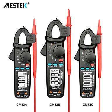 preiswerte Digitale Multimeter und Oszilloskope-MESTEK CM82A/B/C Multimeter klemmen Tragbar Für die Installation bei der Hausinstallation