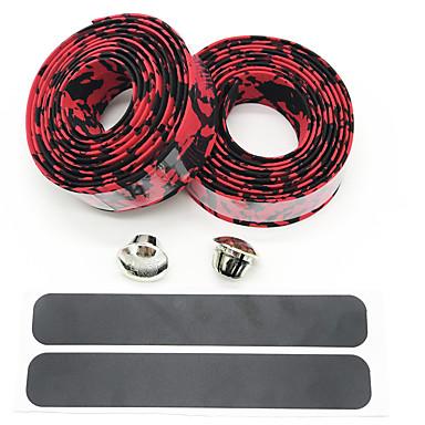 povoljno Dijelovi za bicikl-Volan Tape 25.4/31.8 mm Nesližuće Udobnost Cestovni bicikl Mountain Bike Biciklizam Crn Crna / crvena Crna / plava