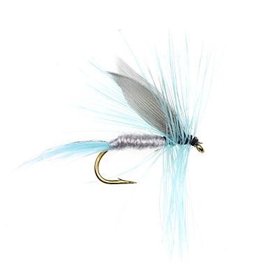 preiswerte Sport & Outdoor-6 pcs Fliegen Fliegen sinkend Bass Forelle Pike Seefischerei Fliegenfischen Fischen im Süßwasser Metal