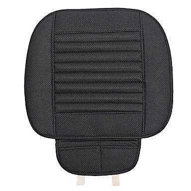 levne Doplňky do interiéru-auto prodyšné pu kožené sedák univerzální auto přední židle potah mat podložka