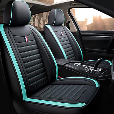 levne Doplňky do interiéru-shangxiang nové autosedačky autoplachet čtyři sezóny polštáře kožené potahy sedadel / nastavitelné a odnímatelné / rodinné auto / suv