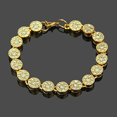 voordelige Dames Sieraden-Dames Armband Klassiek Verticaal Punk modieus Legering Armband sieraden Goud Voor Dagelijks