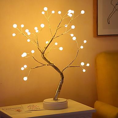 1set Éjjeli fény Meleg fehér USB Kreatív 5 V