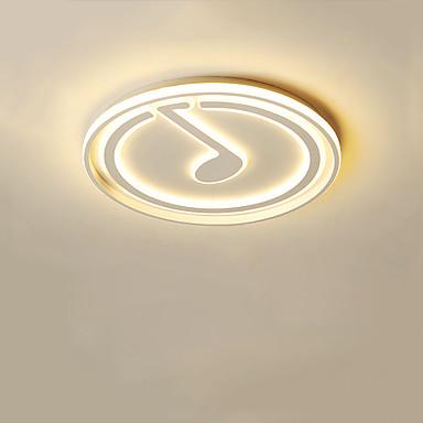 CONTRACTED LED® Újdonságok Mennyezeti lámpa Háttérfény Festett felületek Fém LED, Imádni való 110-120 V / 220-240 V Meleg fehér / Hideg fehér