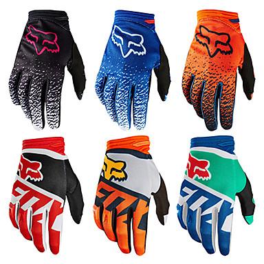 billige Motorsykkel & ATV tilbehør-revehode motocross full fingerhansker bare for menn - m / l / xl