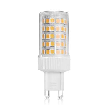 YWXLIGHT® 1st 9 W LED-lampa 900 lm G9 T 5 LED-pärlor COB Dekorativ Varmvit Kallvit 220-240 V / 1 st / RoHs