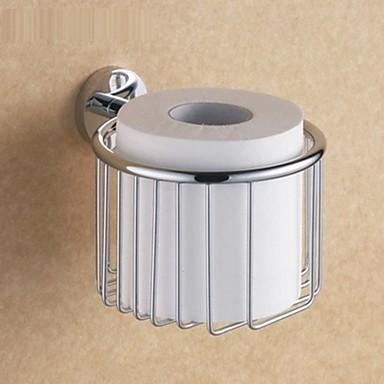 Vécépapír tartó Kreatív Modern Rozsdamentes acél