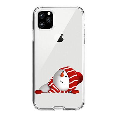 povoljno iPhone maske-kućište za jabuku iphone xs / iphone xr / iphone xs max otpornost na udarce / prozirno / uzorak stražnja naslovna riječ / fraza tpu za iphone x 8 8plus 7 7plus 6 6s 6plus 6splus