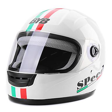 billige Motorsykkelhjelmer-motorsykkelhjelm med full ansikt vipper opp modulær dobbeltvisir motocross 6 farge