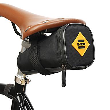 preiswerte Radtaschen-0.8 L Fahrrad-Sattel-Beutel Tragbar tragbar Langlebig Fahrradtasche 300D Polyester Tasche für das Rad Fahrradtasche Radsport Fahhrad