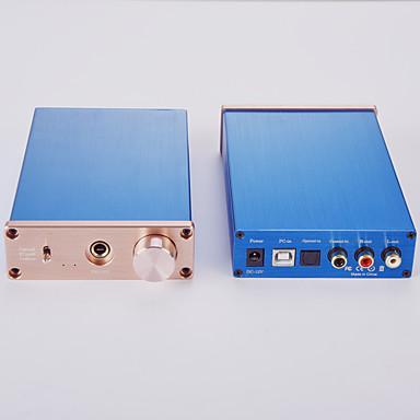 preiswerte Audiokabel-digital audio decoder usb toslink koaxial optischer digital audio verstärker 12 v dc mit kabeln teile