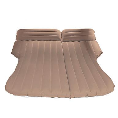 billige Interiørtilbehør til bilen-bil oppblåsbar seng bilmadrass bakre reiseseng bil suv luftspiss i midten av setet