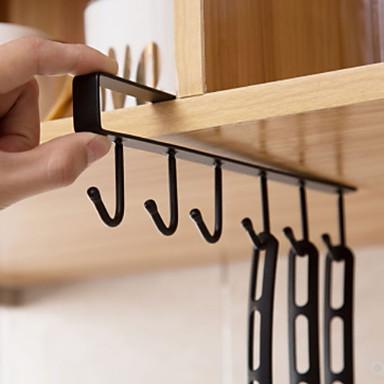 preiswerte Küchen-Aufbewahrung-1pc Schrankzubehör Eisen Neues Design Other