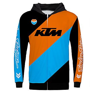 povoljno Motori i quadovi-ktm jakna odjeća za dres motocikla za unisex polyster proljeće jesen / zima toplije / prozračno / brzo suho