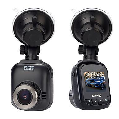 Недорогие Видеорегистраторы для авто-мини 1,5 '' видеорегистраторы скрытый автомобильный видеорегистратор Carlog HD ночного видения 24-часовой мониторинг парковки 1080p скрытая петля записи тире Cam M006