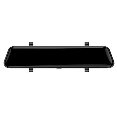 billige Bil-DVR-ad-816 1080p / 1296p anti tåke / hd bil dvr 170 grader vidvinkel cmos 9,7 tommers speil / ips dashkam med nattsyn / g-sensor / parkeringsovervåkning bilopptaker