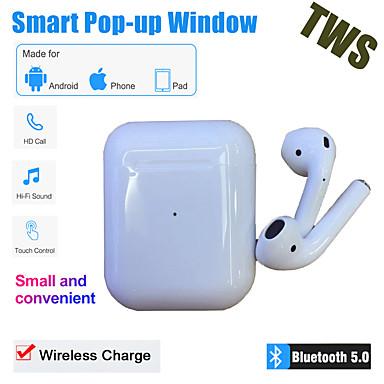 LITBest i100 TWS True Wireless Headphone Vezeték nélküli EARBUD Bluetooth 5.0 Sztereó Mikrofonnal A hangerőszabályzóval