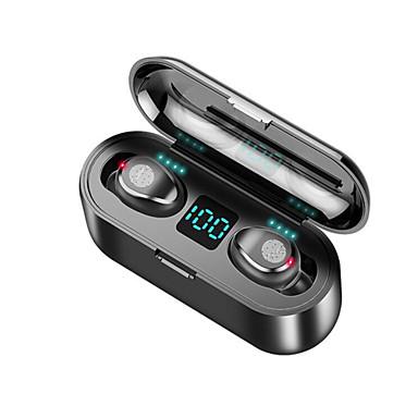 hodieng bluetooth v5.0 fülhallgató vezeték nélküli fülhallgató sztereo sport vezeték nélküli fejhallgató fülhallgató fülhallgató 2000 mah power iphone xiaomi