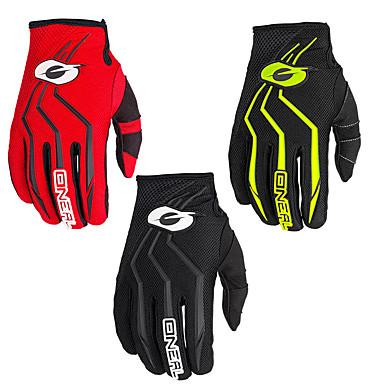 billige Automotiv-menn kvinner sykler hansker vinter kaldt vær varme sports motorsykkel hansker termisk antislip full finger ridning ski treningshansker