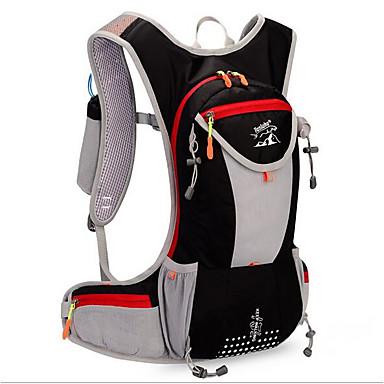 cheap Running Bags-Commuter Backpack Running Pack for Running Leisure Sports Cycling / Bike Traveling Sports Bag Multifunctional Waterproof Rain Waterproof Canvas Nylon Running Bag