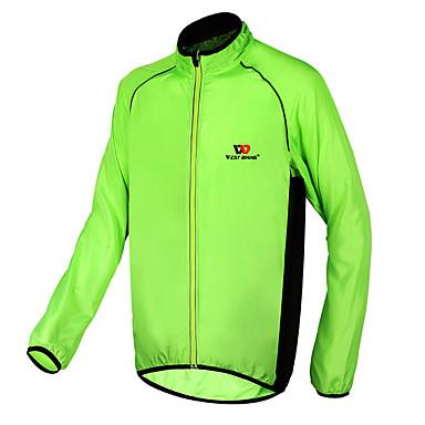 povoljno Motori i quadovi-majice odjeće vrhovi za uniseks poliuretanska vlakna proljeće jesen / ljeto toplije / otporno na habanje / anti-uv