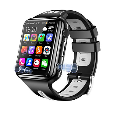 cheap Men's Watches-W5 Unisex Smartwatch Bluetooth 4G Water Resistant / Waterproof GPS WiFi Video Call Reminder Community Share