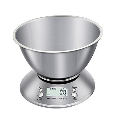 levne Testovací, měřící a kontrolní vybavení-3kg * 0.1g automatické vypínání lcd displej elektronické kuchyně měřítko domácí život kuchyně denně