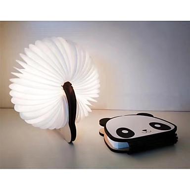 preiswerte Leuchten Spielwaren-LED - Beleuchtung Panda Neues Design bezaubernd Mehrschichtiges Schlägerholz Nicht gewebt Junior Erwachsene Alles Spielzeuge Geschenk