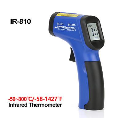 levne Testovací, měřící a kontrolní vybavení-ir-810 -50330 digitální infračervený r bezkontaktní mini ruční přenosný elektronický venkovní laserový teploměr