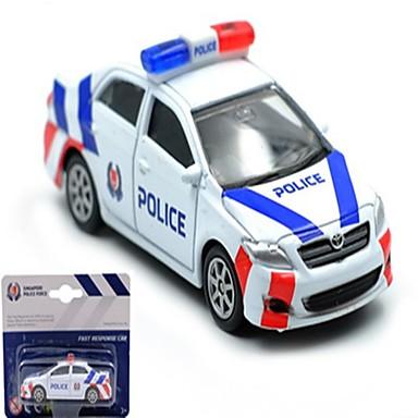 รถของเล่น รถรุ่น รถตำรวจ รถยนต์ เสียง การจำลอง เด็กผู้ชาย Toy ของขวัญ