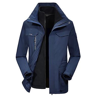 billige Motorsykkel & ATV tilbehør-motorsykkel klær motorsykkel trøye vinter contton polyester utendørs herre jakke klær jersey