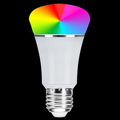preiswerte LED-Kolbenlichter-ywxlight® e27 führte Licht rgb bluetooth wifi APP-Steuerung intelligentes Licht rgbw rgbww führte Infrarotfernsteuerungshauptbeleuchtung Wechselstrom 85-265v