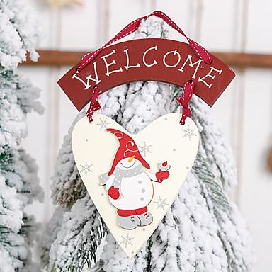 povoljno Svadbeni pir-Dekoracija božićnih drva Drvo 1 komad Božić