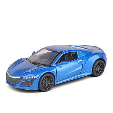 preiswerte Druckguss & Spielzeugautos-1.32 Spielzeug-Autos Fahrzeuge Auto Rennauto F1-Auto Rennauto Schein Simulation Exquisit Zinklegierung Gummi Jungen Mädchen