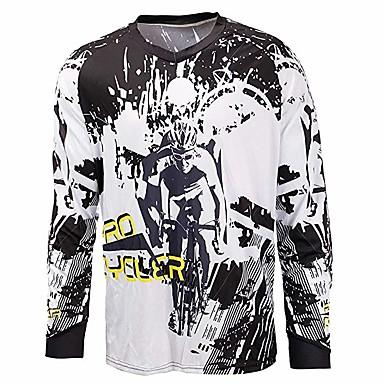 povoljno Motori i quadovi-motorcycle jersey biciklistički dres s dugim rukavima downhill jersey biciklistička majica odjeća za bicikliste