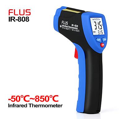 levne Testovací, měřící a kontrolní vybavení-ir-808 -50850 digitální infračervený bezkontaktní ruční přenosný elektronický venkovní teploměr
