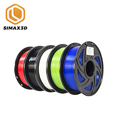 cheap 3D Printer Supplies-SIMAX 3D 3D Printer Filament PLA 1.75 mm 1 kg for 3D printer for 3D pen for 3D printing pen