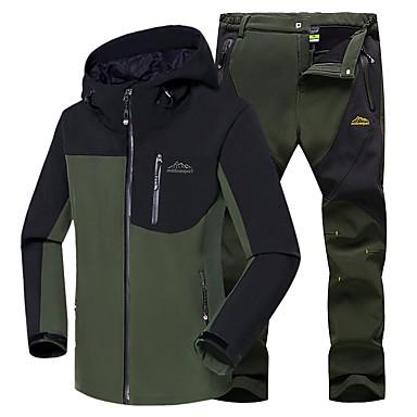 povoljno Motori i quadovi-odjeće za motocikle muški dres jesenske i zimske jakne za muškarce odijelo odjeća s mekim školjkama
