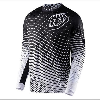 povoljno Motori i quadovi-muški biciklistički dres mtb majica dugih rukava brdski bicikl motociklistička odjeća za bicikle anti-uv spust dres